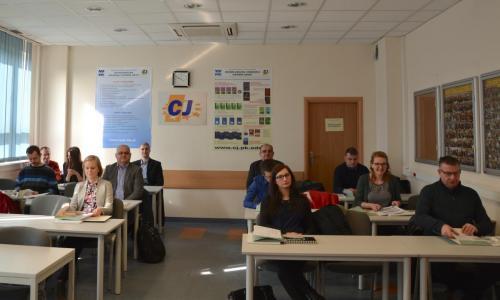 Inauguracja studiów podyplomowych Zarządzanie energią ed. 1